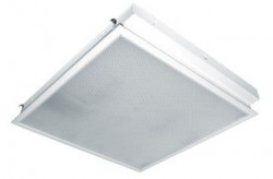 Corp iluminat Lohuis LH013305 - Plafoniera Prismatica ST 4x18W HEPOL