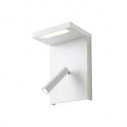 Corp iluminat Redo 01-1499 Agos- Aplica perete led, 9W, 3000k, 588lm, alb mat