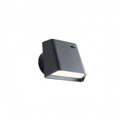 Corp iluminat Redo 01-1604 Vidal - Aplica led, 6W, 3000k, 467lm, IP20, negru