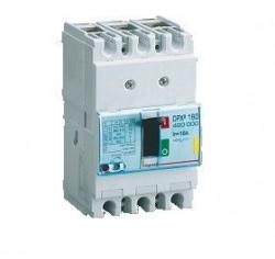 Intrerupator automat Legrand 420006 - Disjunctor DPX3 160 MT 3P 125A 16KA