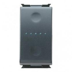 Intrerupator Gewiss GW30002 - Intrerupator cu led 16A 1P