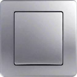 Intrerupator Tem SE60ES-B Ekonomik - Intrerupator cap scara argintiu