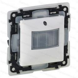 Legrand 752177 Valena Life - Senzor miscare IP44, 250W, 10s-10min, alb