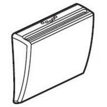 Placa intrerupator Legrand 755162 Valena Life - Placa pentru intrerupatorul cu cartela 752025, aluminiu