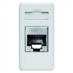 Priza Date Gewiss GW20686 System - Priza RJ45 cat 6 FTP, alb