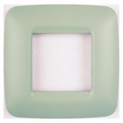 Rama Gewiss GW34806 Eco - Rama Eco60, 1P, termoplastic, oriz, verde venetian