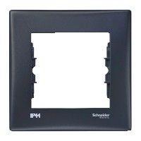 Rama Schneider SDN5810170 Sedna - Rama 1 post, IP44, grafit