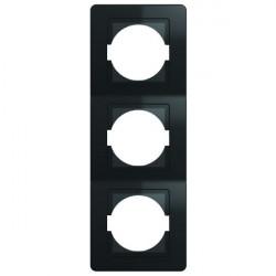 Rama Tem OE31NB-U Ekonomik - Rama tripla verticala negru