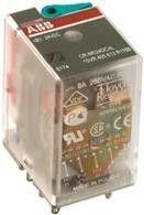 Releu ABB 1SVR405612R3000 - CR-M230AC3 Interfata releu 3c/o, A1-A2=230V, AC, 250V/10A,