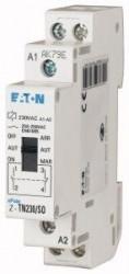 Releu Eaton 267975 - Releu de monitorizare viteza oprire 250V, AC, Z-TN230/1S1O-Releu 20A cu preselect funct ON-AUTO-OFF
