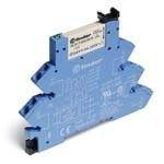 Releu Finder 386102404060 - Releu comutatie 240V, AC/DC, 1C, 6A