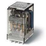 Releu Finder 551490120000 - Releu comutatie 12V, DC, 4C, 7A