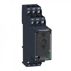 Releu Schneider RM22LG11MR - Releu de monitorizare nivel de umplere 240V, AC, 1C
