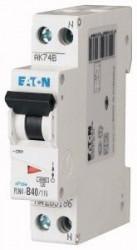 Siguranta automata Eaton 263304 - DISJUNCTOR PLN4-C40/1N, 1P+N, 40A, 4,5kA, C