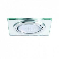 Spot Kanlux 27962 Morta - Spot incastrat LED GU10, 20W, sticla