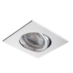 Spot Kanlux 7361 RADAN CT-DTL50 - Spot incastrat, directional Gx5,3, max 50W, 12V, IP20, argintiu