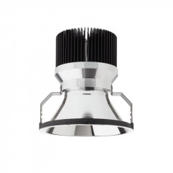 Spot LED Arelux XThema TM02NW - Corp iluminat cu led 18.3W 500mA 4000K IP20 MWH (5f), alb