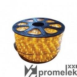 Tub Led Flink FK-TL-100M-YEL-LED - Tub luminos LED galben 100m