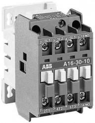 Contactor ABB 1SBL161001R8022 - Contactor putere A12- Contactor putere30- Contactor putere22 Contactor 12A 230 … 240V 50 … 60Hz 3P + 2NO + 2NC