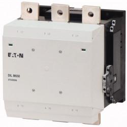 Contactor Eaton 208218 - Contactor putere DILM650/22(RA110)-Contactor 355 kW, regim AC-3