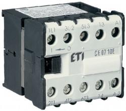 Contactor Eti 004641014 - Contactor putere CE07.01-400V-50/60Hz