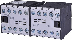 Contactor Eti 004641623 - Contactor putere CEI07.10-230V-50/60Hz