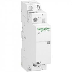 Contactor modular Schneider A9C20731 - ICT 25A 1Nd 230/240V 50Hz