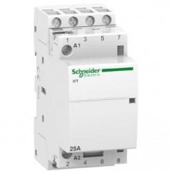 Contactor modular Schneider A9C20834 - ICT 25A 4NO 220...240VCA 50HZ CONTACTOR