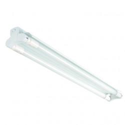 Corp iluminat Kanlux 26375 ALDO - Corp liniar tub led, IP20, max 2x58W, T8 led, G13, 1535mm, alb