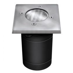 Corp iluminat Kanlux 7171 BERG DL-35L - Spot incastrat pardoseala, GU10, max35W, IP67, inox