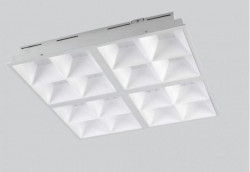 Corp Iluminat LED Opple 140043974 - Corp LED incastrat Grille 1900lm, 21W, 90gr, 4000K, 50Khrs