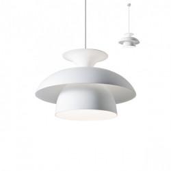 Corp iluminat Redo 01-1411 Norvik - Lustra, max 1x42W, E27, IP20, alb