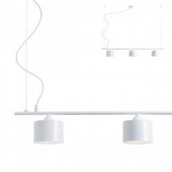 Corp iluminat Redo 01-1550 Miller - Lustra , max 3x42W, E27, IP20, alb