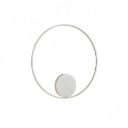 Corp iluminat Redo 01-1910 Orbit - Aplica/plafoniera led, 55W, 4000k, 4309lm, alb
