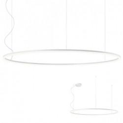 Corp iluminat Redo 01-1920 Orbit - Lustra led, 105W, 4000k, 9061lm, alb