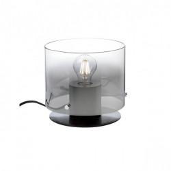 Corp iluminat Redo 01-2011 Lou - Veioza , max 1x42W, E27, IP20, sticlă fumuriu degrade