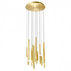 Corp iluminat Redo 01-2058 Madison - Lustra led, 64W, 3000k, 4352lm, auriu