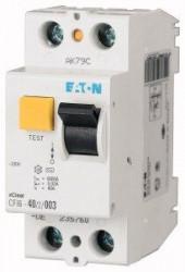Intrerupator automat Eaton 235762 - CFI6-40/2/03-Intr diferential 40A,2P,300mA,6kA