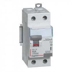 Intrerupator automat Legrand 411555 - DX3-ID 2P 40A A 30MA