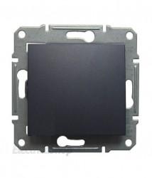 Intrerupator Schneider SDN0400570 Sedna - INTRERUPATOR CAP SCARA IP44, 10 AX - 250 V GRAFIT