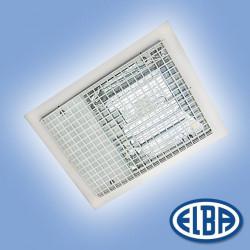 Proiector HID Elba 34671002 - PREMIUM LUX IP 66 - montaj INCASTRAT 400W sodiu, fara gratar