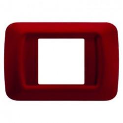 Rama Gewiss GW22532 System -Rama Top System 2M, tehnopolimer, rosu burgundy