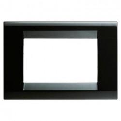 Rama Gewiss GW32051 Playbus - Rama Playbus 1M, oriz, tehnopolimer, negru toner