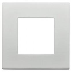 Rama Gewiss GW35901AG Dahlia - Rama 1 post, light grey