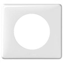 Rama Legrand 68631 Celiane - Rama 1 post, polimer, alb