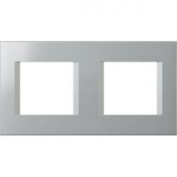 Rama Tem OL24ES-U Modul - Rama Line 2X2m argintiu