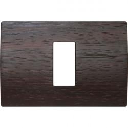 Rama Tem OP13WE-U Modul - Rama din lemn decorativa Pure 1/3m wenge