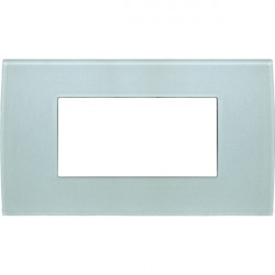 Rama Tem OP40GG-U Modul - Rama din sticla decorativa Pure 4m verde gheata