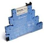 Releu Finder 385132405060 - Releu comutatie 240V, AC/DC, 1C, 6A