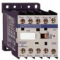 Releu Schneider CA4KN31JW3 - Releu tip contactor 12V, DC, 10A